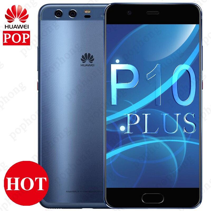 Global ROM Huawei P10 Plus 5 5 inch Kirin 960 Octa Core Mobile Phone 2560x144 Android