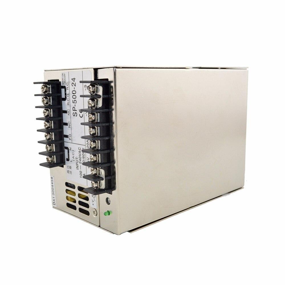 500 w alimentation à découpage professionnelle 12 V 13.5 V 15 V 24 V 27 V 48 V SP-500