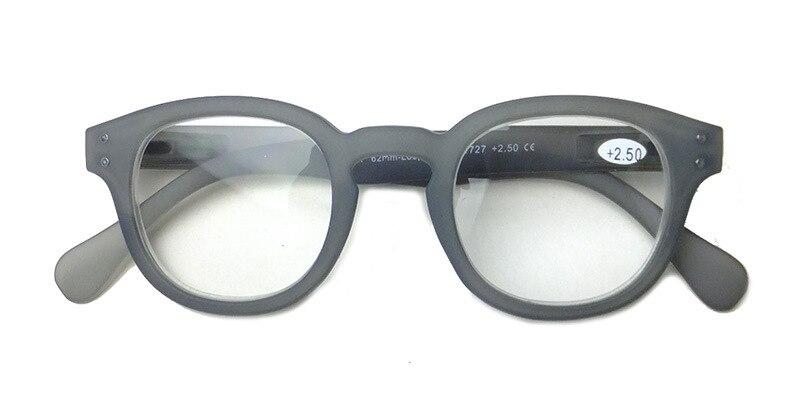 Brand Designer Classical Retro Round Frame Reading Glasses Women\Men  Computer Presbyopic Glasses Oculos De Grau