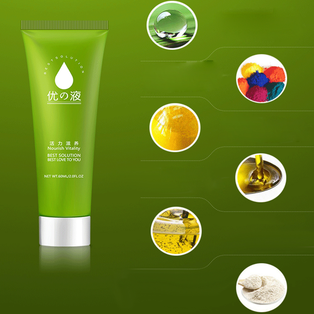 60g Women Smooth Water Soluble Vagina Lubricant Gel Body Massage Sex Product in Vibrators from Beauty Health