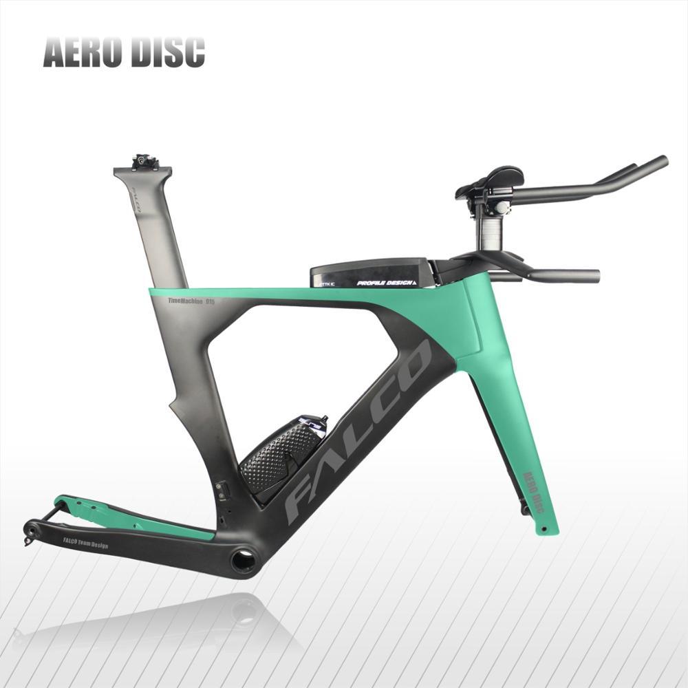 FALCO T915 Triathlon Bike Frame Time Trial TT Frame 48 52 54 56 58cm