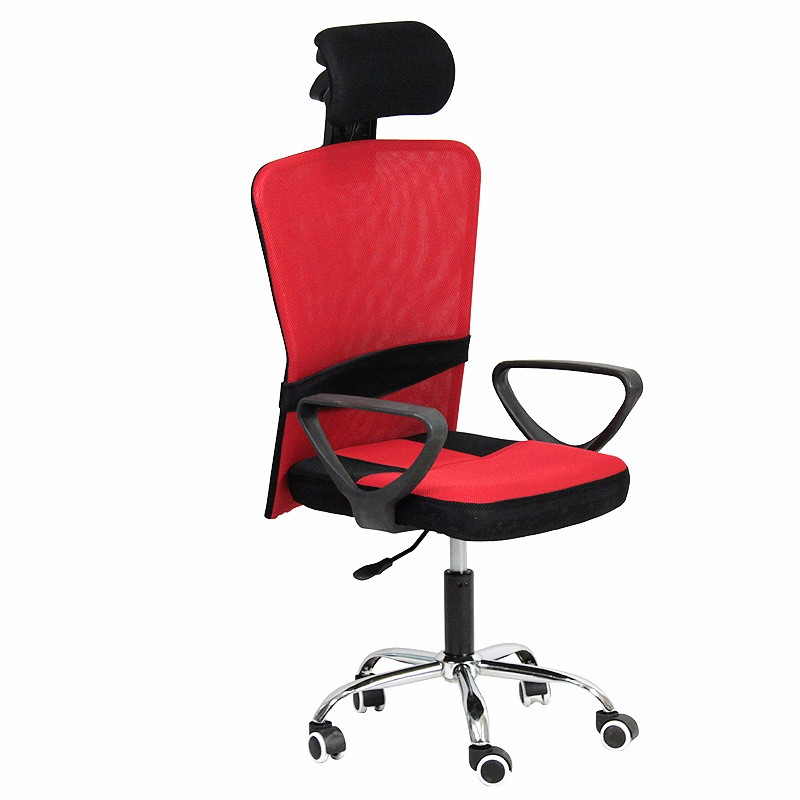 Mesh Breathable Ergonomic Executive Office Chair Swivel Computer Chair Lifting Adjustable bureaustoel ergonomisch sedie ufficio 240335 computer chair household office chair ergonomic chair quality pu wheel 3d thick cushion high breathable mesh