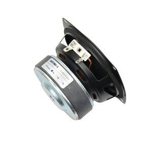 Image 5 - Aiyima 1 pc 4 polegada hi fi 8ohm/4ohm subwoofer alto falante de áudio super baixo woofer alto falante 40 w alto falante de alta potência
