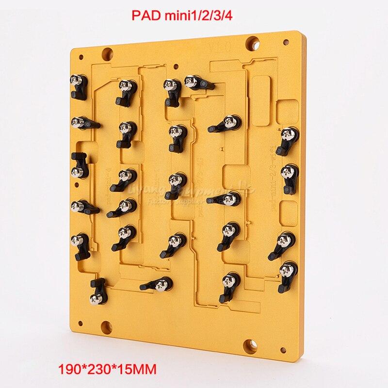 Nouveau modèle LY CNC moule mobile et gabarit mobile pour ipad mini 1 2 3 4 ic CNC routeur utilisation - 2