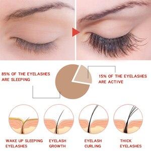 Image 4 - Ciglia Enhancer Siero Ciglia Siero Crescita Delle Ciglia Trattamento Natural Eye Lashes Mascara Allungamento Più A Lungo