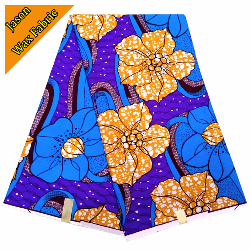 Latest high quality colorful Ankara designs 100%cotton fabric african Veritable real wax prints / LBL