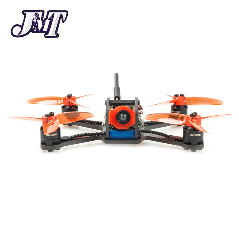 JMT Leader-120 120mm Carbon Fiber DIY Mini FPV Racing Quadcopter Receiver Drone Camera OSD F3 Brushless BNF Combo Set drone with camera rc plane qav 250 carbon frame f3 flight controller emax rs2205 2300kv motor fiber mini quadcopter