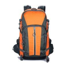 Outdoor Backpack Camping Bag Nylon Waterproof anti-tear Traveling Hiking Riding Backpacks Men Women Sports Bag Climbing Rucksack