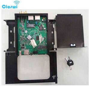 Image 5 - Roteador wi fi do carro com slot para cartão sim para o ônibus que viaja 300 mbps 64 mb lte gsm 4g wifi dispositivo roteador sem fio