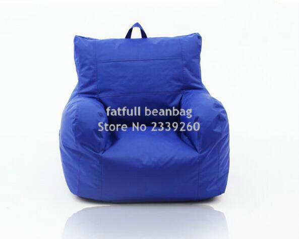 Big Joe Bean Bag Chair Graco Owl High Cover Only No Filler Armchair Original Beanbag Cushion With Arm Rest Waterproof Handle Design