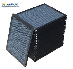 Image 3 - 1550*1550mm aluminum laser honeycomb table honeycomb platform laser machine parts special honeycomb for sheet material