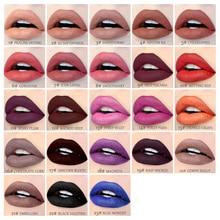 12PCS/LOT IMAGIC lip Gloss Lipstick kit Rare Lip Paint matte lipstick Waterproof Strawberry Long Lasting FB gloss