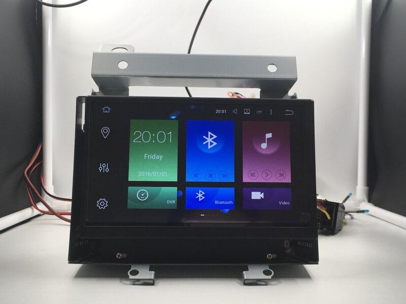 7 Quad core Android 9 0 Car GPS radio Navigation for Land Rover LR2 Freelander 2