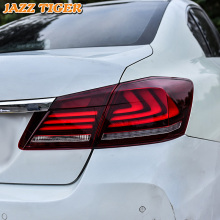 Car Styling for Accord Tail Lights 2014 2015 2016 New Accord 9 LED Tail Light LED Rear Lamp LED DRL+Brake+Park+Signal
