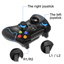 Wireless Gamepad Compatible with PC And PS3