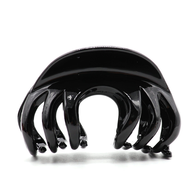 New High Quality Acrylic Simple Hair Clip Claws For Women Girl Hair Dryer Hairpins Party Wedding Jewelry Hair Accessories Gift in Women 39 s Hair Accessories from Apparel Accessories