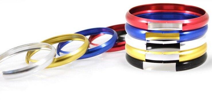 Reemplazar caso para Mini Llaveros de Aleación De Aluminio, 5 colores se pueden