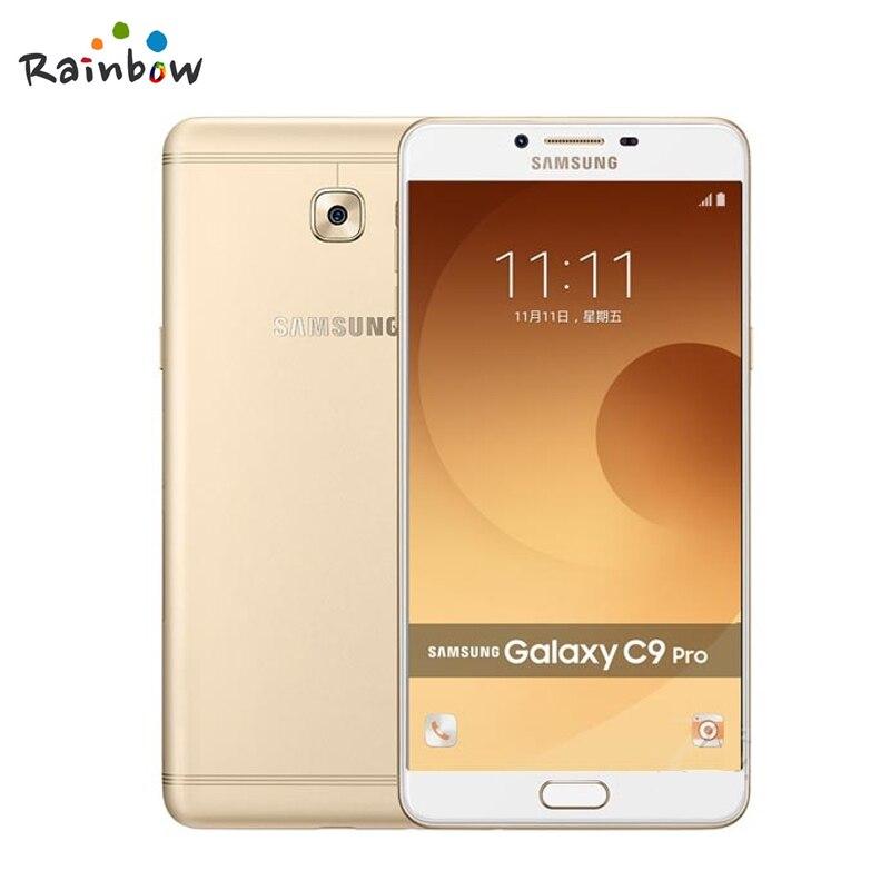 2016 Original Samsung Galaxy C9 Pro C9000 4G LTE Mobile Phon