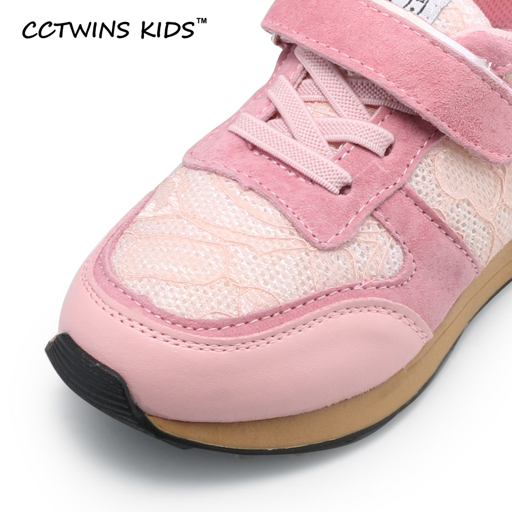 CCTWINS-KIDS-2017-spring-baby-boy-lace-flat-trainer-children-fashion-black-breathable-shoe-girl-brand-casual-sneaker-stud-F1215-3