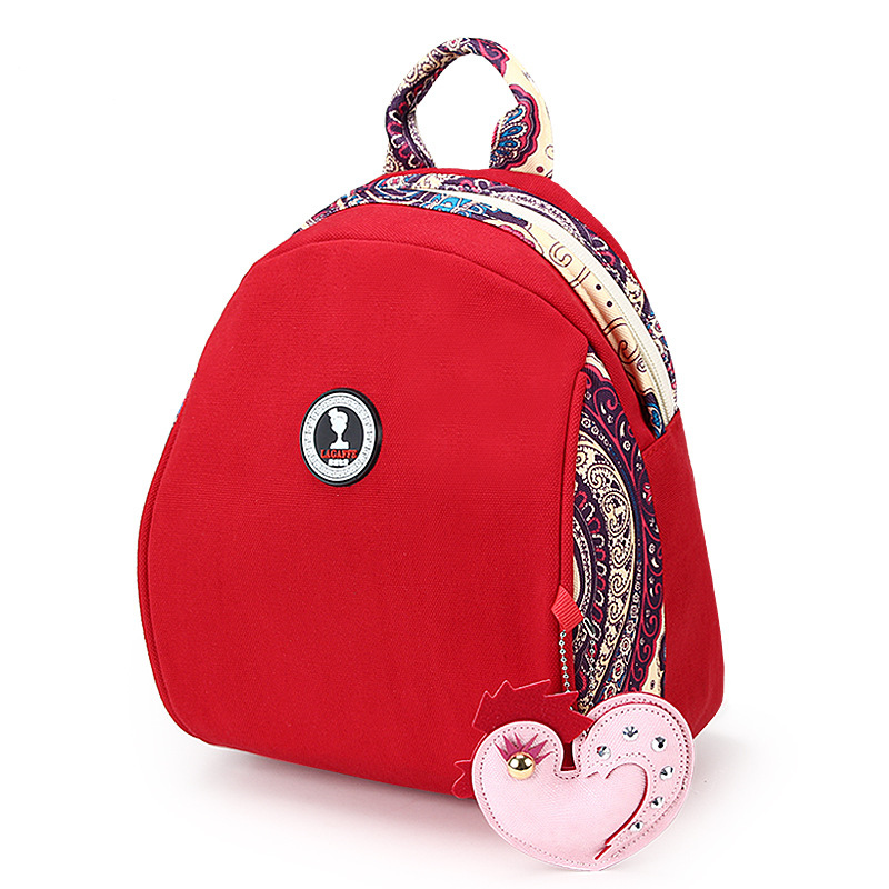 Shell Shape Design 22*16*26cm Infant Nappy Diaper Bag Red White Baby Bags For Mom Quality Canvas Maternity Bag Bolsa Maternidade