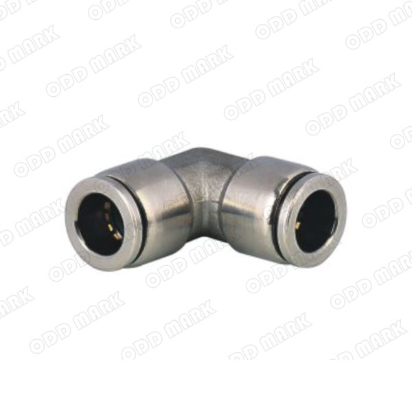 Фото Free shipping 10pcs/lot 16mm  PV16-16,304 Stainless Steel Union Elbow Connector