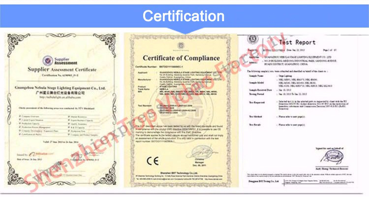 CERTIFICQTION PICTURE