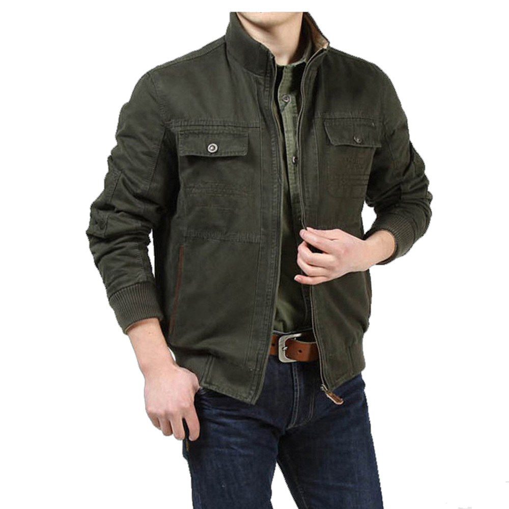 Popular Light Military Jacket Buy Cheap Light Military