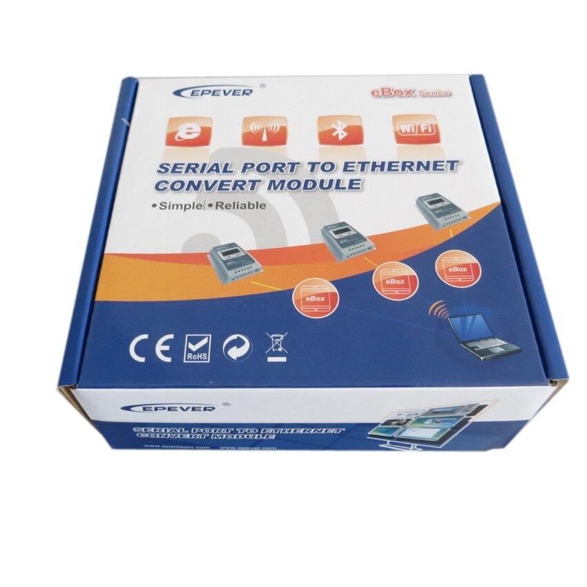 solar comunicação eBox-BLE-01 epever