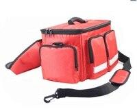 E03 First aid kit bag big emergency bag EMS waterproof Rescue Bag Large capacity nylon bag