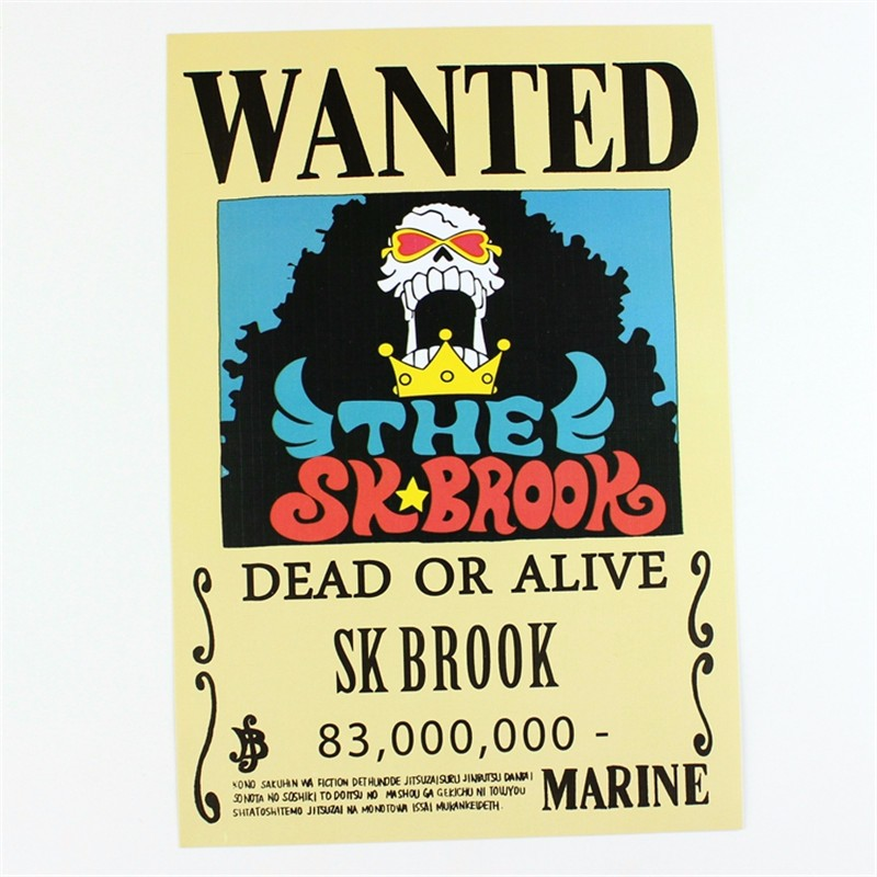 Brook Bounty 83,000,000