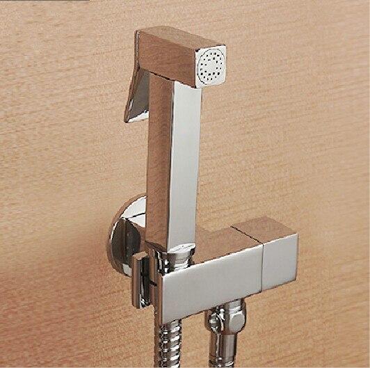 Multifunction bathroom bidet faucet set toilet spray gun sprinkler head outdoor shower women - New uses for the multifunctional spray ...