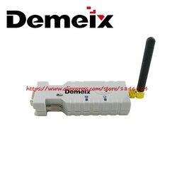 DMXW2201 Bluetooth a RS232 convertidor Bluetooth Módulo adaptador Bluetooth puerto serial comunicación inalámbrica