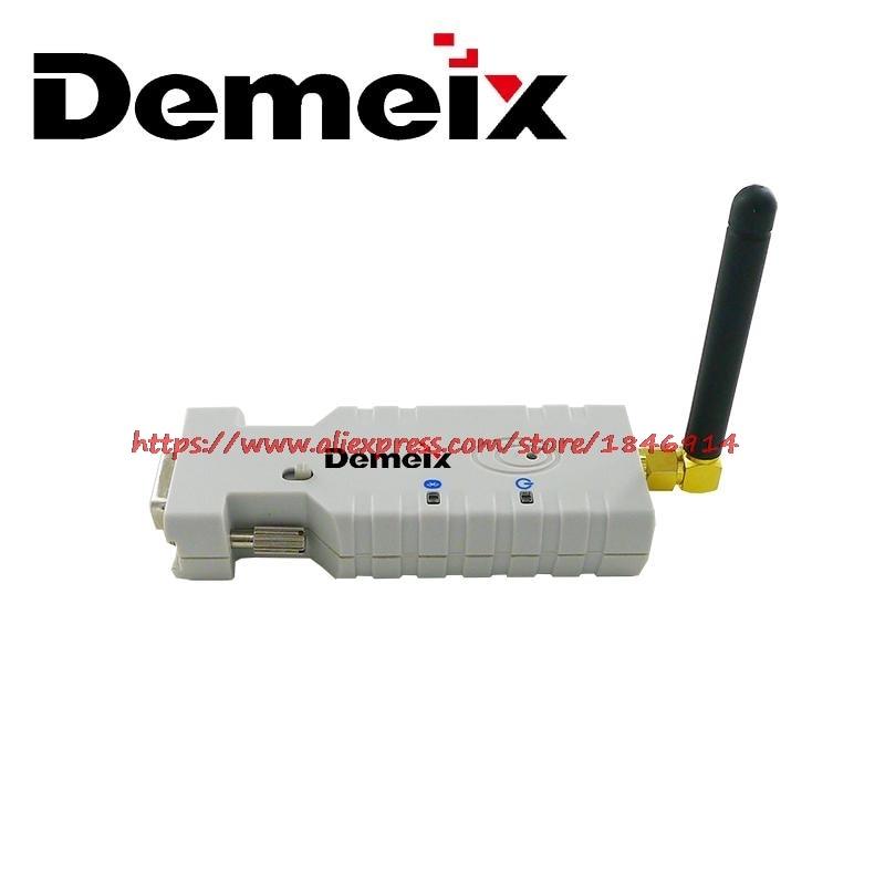 DMXW2201 Bluetooth To RS232  Converter Bluetooth Adapter Module Bluetooth Serial Port Wireless Communication