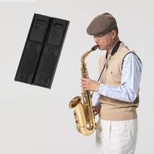 Homeland New Arrival 2pcs Reed Case for Clarinet Sax Saxophone Protect Holds 4 Reeds For Musical Instrument