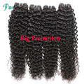 "Big Discount Peerless Panse Hair Peruvian Kinky Curly Human Virgin Hair 4pcs 8""-30"" Benefit Peerless Deep Curly Aliexpress UK"