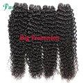 "Big desconto peerless panse hair peruano kinky curly virgin cabelo humano 4 pcs 8 ""-30"" benefício peerless profundo encaracolado aliexpress uk"