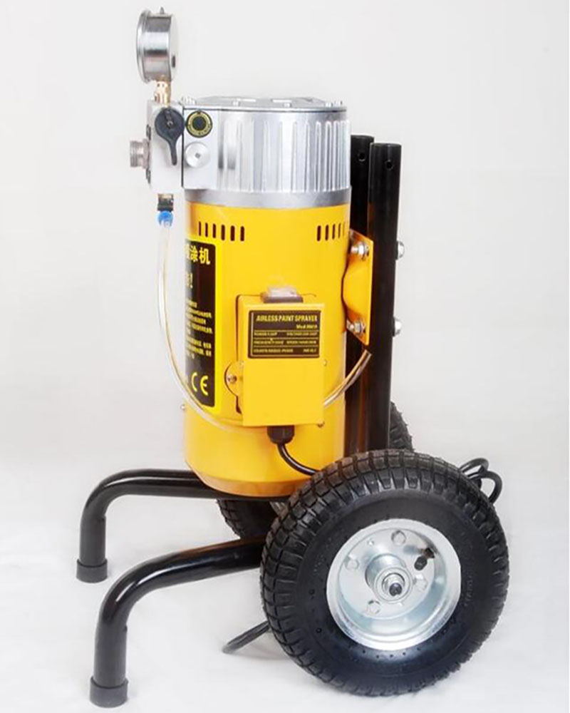 цена на 1pc M819D Electric Spray Gun Paint Sprayer Pneumatic airless spray machine paint machine emulsion paint sprayer