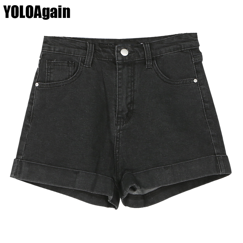 Compare Prices on Black Denim Shorts- Online Shopping/Buy Low ...