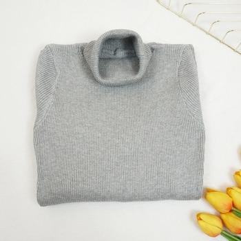 Новый осень-зима женское вязаное платье-свитер с высоким, плотно облегающим шею воротником платья леди тонкое облегающее платье с длинным рукавом, на пуговицах, для девочек платье Vestidos PP003 3