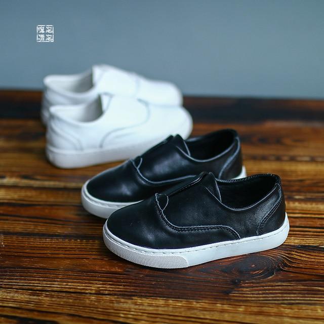d5f642b9a570 FULL GRAIN LEATHER Tenis Jordan Baby Sandal Kids School Shoes Children  Sneakers Girl Boy Toddler Chaussure Fille Yeezy Boost 350