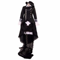 2017 Black Butler Ciel Phantomhive Cosplay Costume made