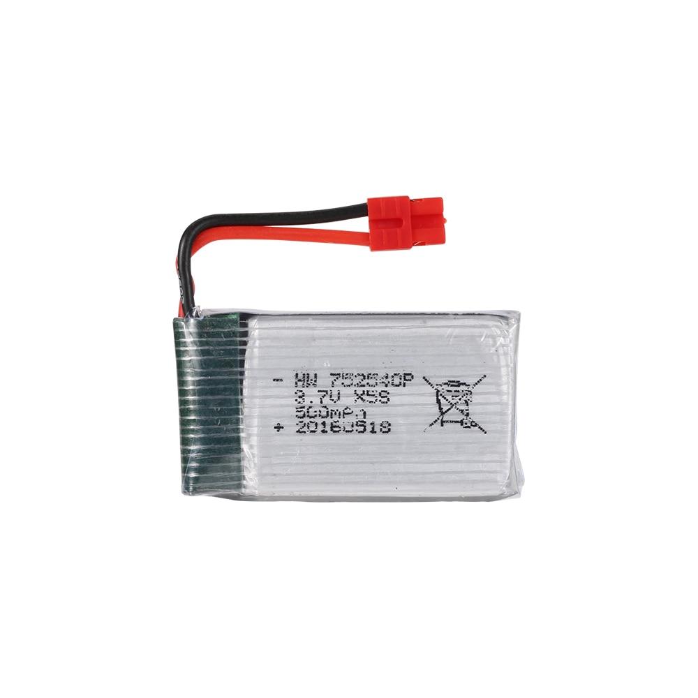 X5HW-11 3.7V 500mAh LiPo akumulators Syma X5HW X5HC RC Quadcopter daļām