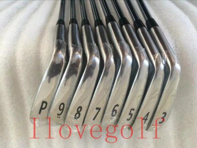 Completely New 8PCS Golf Irons MB 718 Golf Clubs 718 MB Golf Irons Set 3 9P