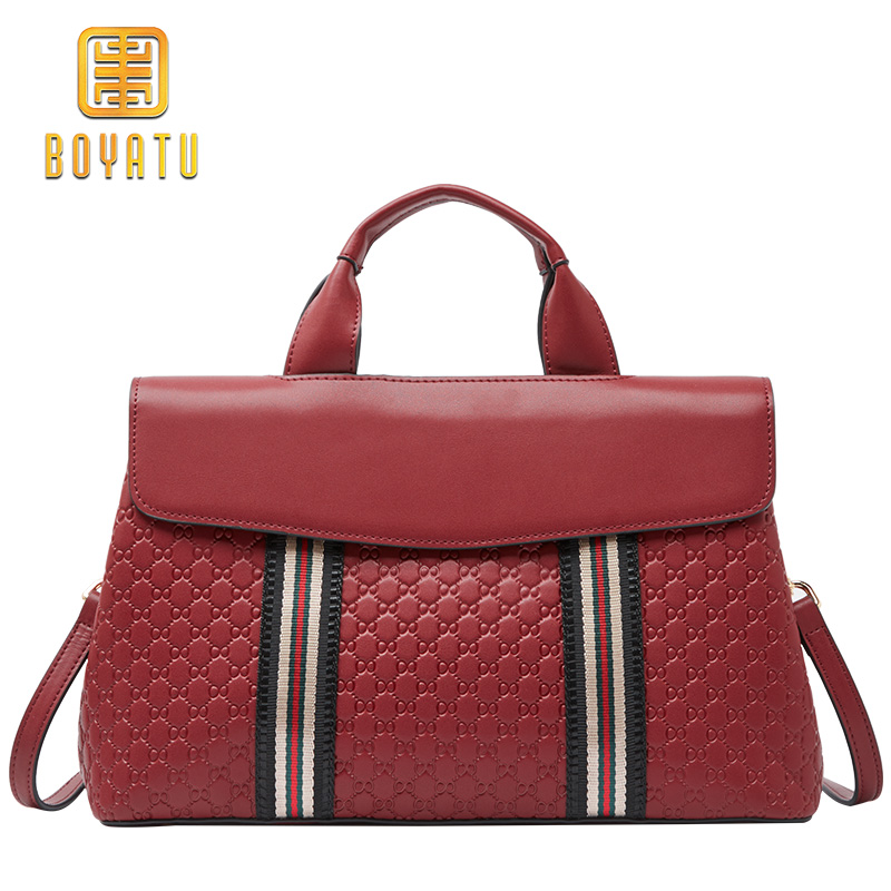 Fashion Shoulder Bags for Women 2018 Luxury Leather Handbags Women Bags Designer Brand Sac A Main ladies Tote Bag Purse 11 free shipping 10 anime one punch man saitama broken ground ver boxed 24cm pvc action figure collection model doll toy gift