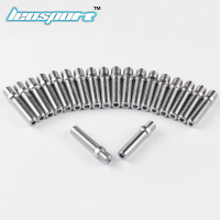 20pcs Set EXTENDED Wheel Stud Conversion Tall Lug Bolts SCREW ADAPTER Kit