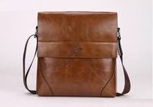 Hot New High Quality men bussiness bag leather men bag factory price shoulder bag man messenger bags   LJ-392