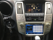 Octa-core Android 8.0 lecteur DVD de voiture pour lexus rx300, rx330, rx350 2004/05/06/07 toyota Harrier voiture gps BLUETOOTH caméra WIFI