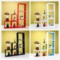 Modern Set of 6 Floating Wall Shelves Storage Cube Decorative Unit Shelf Display Rack