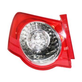 For VW Passat B6 Sendan 2006 2007 2008 2009 2010 2011 LED Rear Tail Light Lamp Left Side Outer Left-hand Trafic Only 3C5945095F