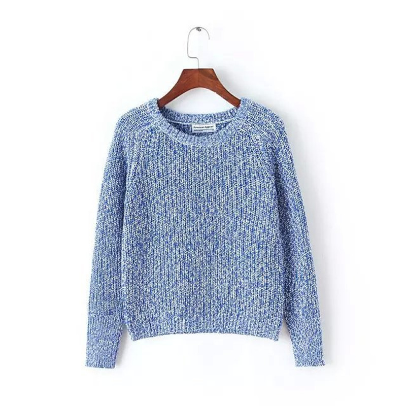 Fisherman A225 white All pink Blue Sweater Vogue Based Fashion Europe Women And States Black dark Green light match Pullover Models The Nice United qZSBgOxx